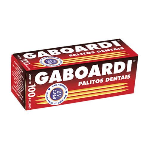 Paliteiro Gaboardi 100 Palitos