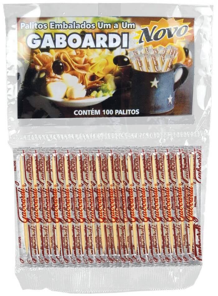 PALITOS INDIVIDUAIS 100