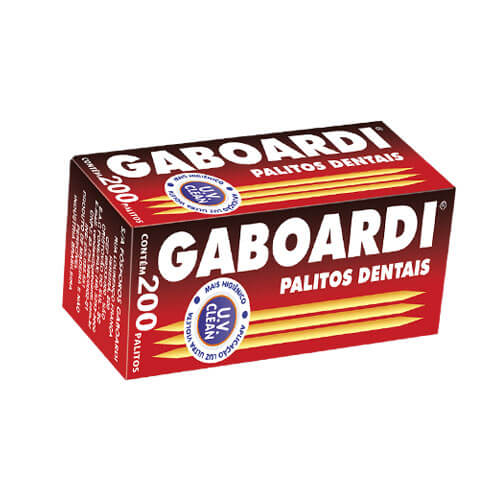 Paliteiro Gaboardi 200 Palitos
