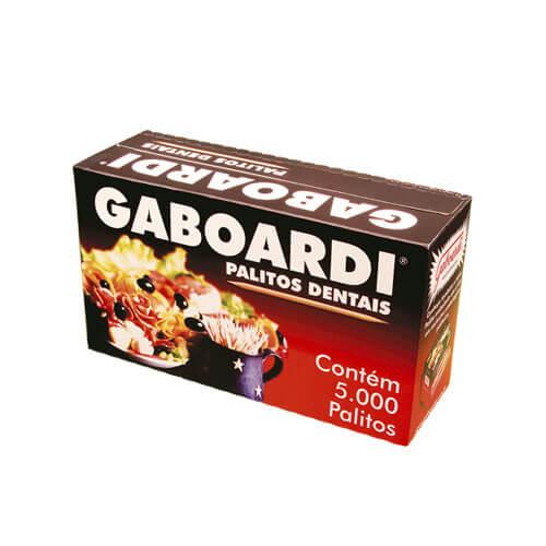 Palitos Gaboardi 5.000 Palitos
